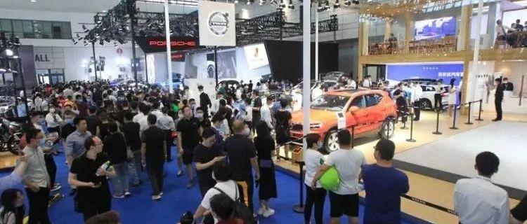 全新展具亮相齐鲁国际车展!各种新潮元素将带给消费者多重惊喜